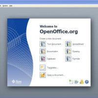 OpenOffice.org 3.0.1 - бесплатный аналог MS Office (Word, Excel)