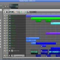 LMMS - Linux MultiMedia Studio кросс-платформенный музыкальный редактор
