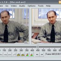 VirtualDub - бесплатная программа для редактирования видеофайлов