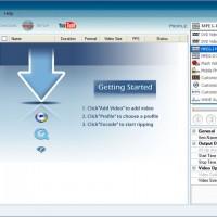 Сжать видео с помощью Any Video Converter Freewar