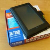 Обзор электронной книги (читалки) teXet TB-710HD